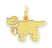 St Bernard Dog Pendant Or Charm