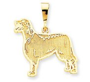 English Setter Pendant Or Charm