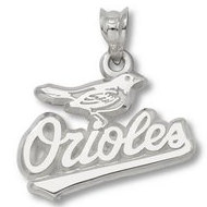 Baltimore Orioles 2 3 Inch Charm
