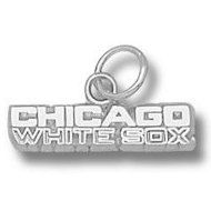 Chicago White Sox 3 4 Inch Charm