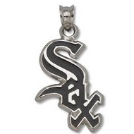Chicago White Sox 3 4 Inch Medallion