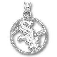 Chicago White Sox 5 8 Inch Medallion