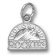 Colorado Rockies 1 2 Inch Charm