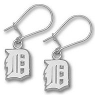 Detroit Tigers 1 2 Inch Earrings