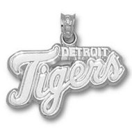 Detroit Tigers 2 3 Inch Charm