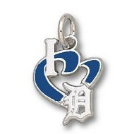 Detroit Tigers 1 2 Inch Medallion