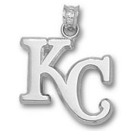 Kansas City Royals  3 4 Inch Medallion