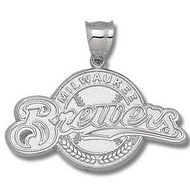 Milwaukee Brewers 2 Inch Medallion