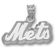 New York Mets 3 4 Inch Charm