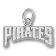Pittsburgh Pirates 3 4 Inch Charm