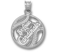 St Louis Cardinals 5 8 Inch Medallion