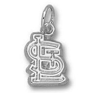 St Louis Cardinals 3 8 Inch Charm