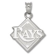Tampa Bay Rays 5 8 Inch Medallion