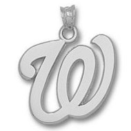 Washington Nationals 3 4 Inch Medallion