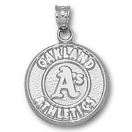 Oakland Athletics 5 8 Inch Charm