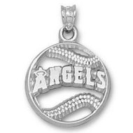 Anaheim Angels 5 8 Inch Medallion