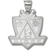 Los Angeles Kings 1 1 2 Inch Charm