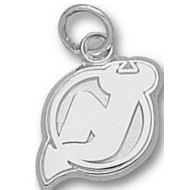 New Jersey Devils 3 8  Inch Charm
