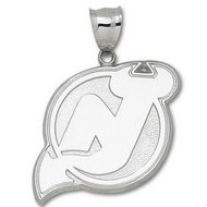 New Jersey Devils 1 1 2 Inch Charm