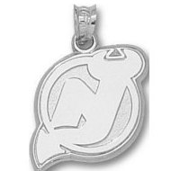 New Jersey Devils 5 8  Inch Charm