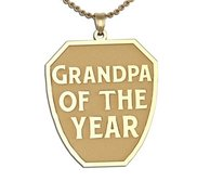 Grandpa of the Year Shield