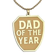 Dad of the Year Shield
