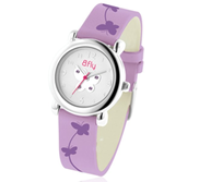 Bfly Alexandrite  June  Adjustable Children s Birthstone Watch