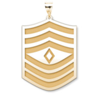 US Marine Corps First Sergeant Pendant