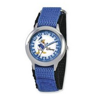 Donald Duck 6 3  Nylon Band with Velcro Closure