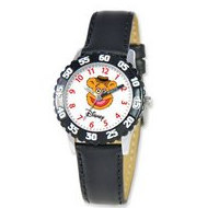 Fozzie Bear 8 4  Leather Band with Buckle Closure