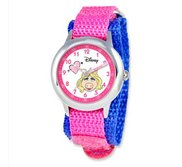 Miss Piggy 6 3  Nylon Band With Velcro Closure