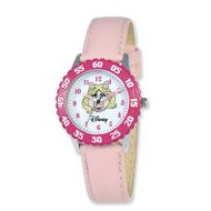 Miss Piggy 8 4  Leather Band With Buckle Closure