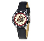Tow Mater 8 4  Leather Band With Buckle Closure