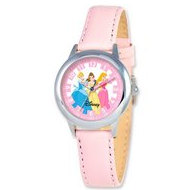Disney Princess 8 4  Leather Band with Buckle Closure