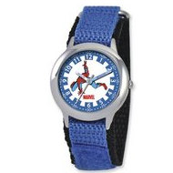 Spiderman 6 3  Nylon Band With Velcro Closure