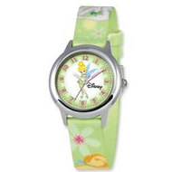 TinkerBell 8 4  Woven Band With Buckle Closure