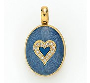 Victor Mayer 18K Gold Locket