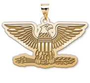 United States Army Colonel Pendant