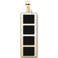 United States Army Chief Warrant Officer 4 Pendant