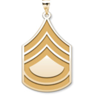 United States Army Sergeant First Class Pendant