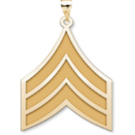 United States Army Sergeant Pendant