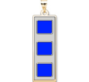 Unites States Navy Chief Warrant Officer 4 Pendant