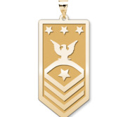Unites States Navy Master Chief Petty Officer of the Navy Pendant