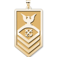 Unites States Navy Chief Petty Officer Pendant