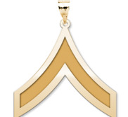 US National Guard Army Private Pendant