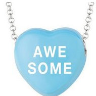 Sweethearts Enamel  Awesome  16  Necklace with Gift Box