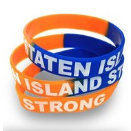 Staten Island Strong  Hurricane Sandy Charity Bracelet