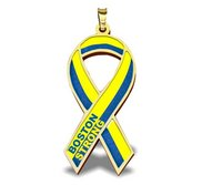 Boston Strong Awareness Ribbon
