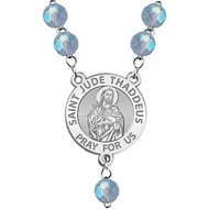 Saint Jude Rosary Beads  EXCLUSIVE