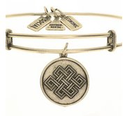 Wind   Fire  Endless Knot  Expandable Bracelet